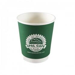 Διπλότοιχο 12oz ποτήρι χάρτινο (double wall, εκτύπωση με το λογότυπο σας)