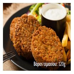 Φαλάφελ burger ψημένο 120gr