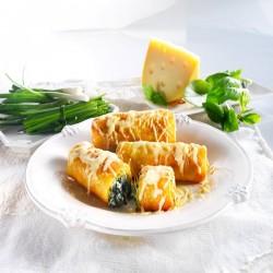 Κρέπες με σπανάκι και τυρί 90gr (96τμχ)