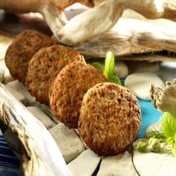 Μπιφτέκια με Φρέσκο Μοσχάρι (medi burger) 120gr (50τμχ)