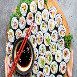 Sushi Ανάμεικτο 18gr (140τμχ)