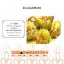 Κολοκυθοανθοί γεμιστοί με ρύζι (ψημένοι) 35gr (50τμχ)