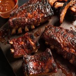 BBQ Spare Ribs Προψημένο 500gr