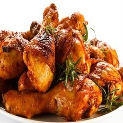 Μπούτια Κοτόπουλου Ιταλίας με Barbeque Sauce (1kg)