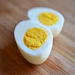 Αυγά Βρασμένα Καθαρισμένα (50 τμχ)